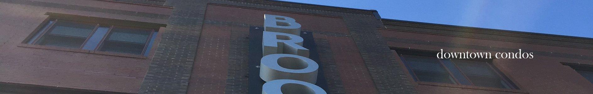 Brooklyn Condo Building in Downtown Wilmington, NC