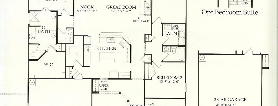Sun City Texas Floor Plans