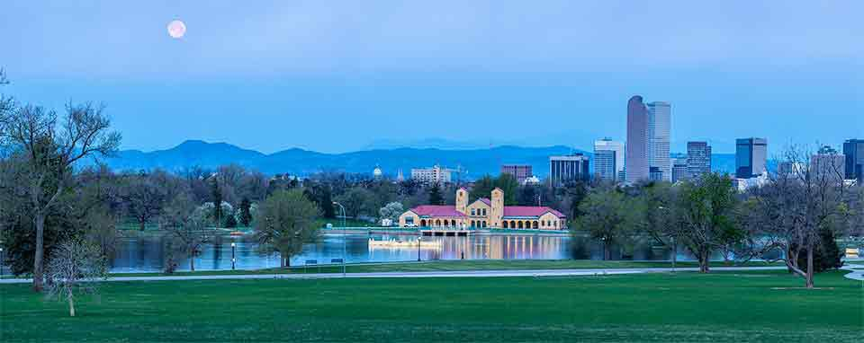 Relocation to Denver, Colorado