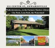 521 Center  Street, Edwardsville image