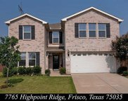7765 Highpoint Ridge, Frisco image