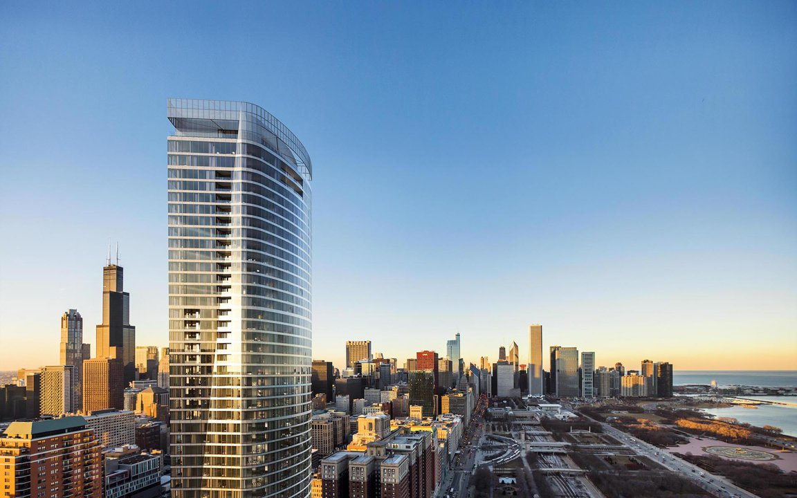 1000M Chicago Penthouse For Sale
