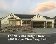 4502 N Ridge View Way Unit 20, Lehi image