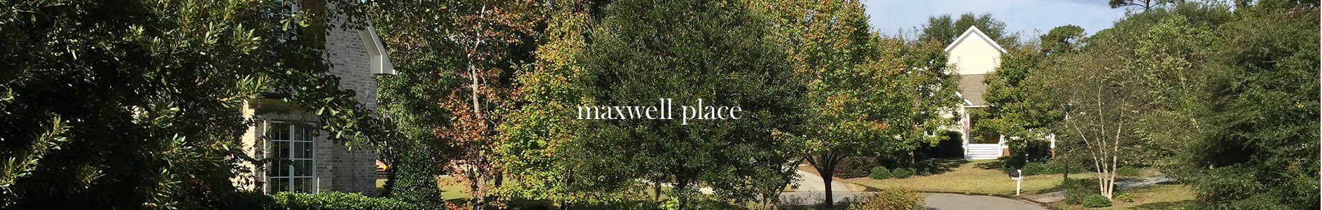 Maxwell Place in Wilmington, NC