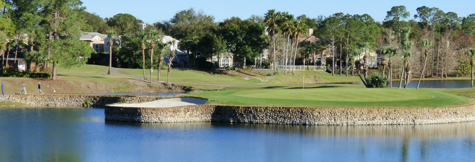 Lake Mary Golf Community Homes
