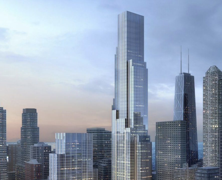 One Chicago Penthouse For Sale