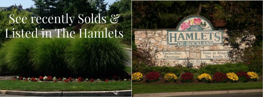 what are hamlets condos in Nanuet selling for