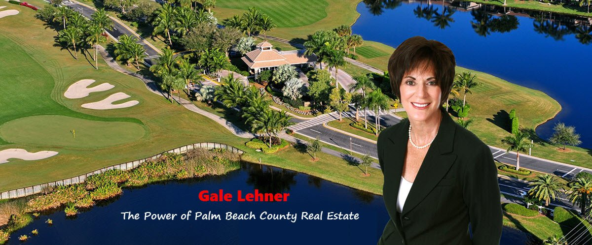 Gale Lehner Selling Palm Beach