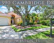390 Cambridge Dr, Weston image