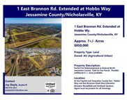 1  E Brannon Rd Extended At Hobbs Way, Nicholasville image
