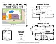 4024 Fair Oaks Ave, Menlo Park image
