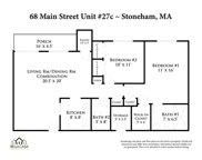 68 Main St Unit 27C, Stoneham image