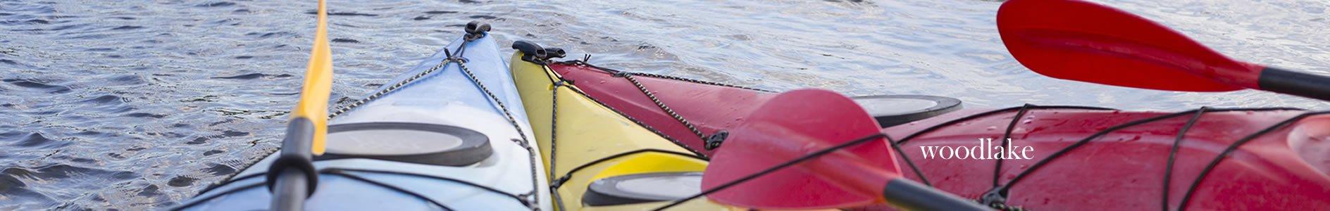Kayak on Woodlake in Wilmington