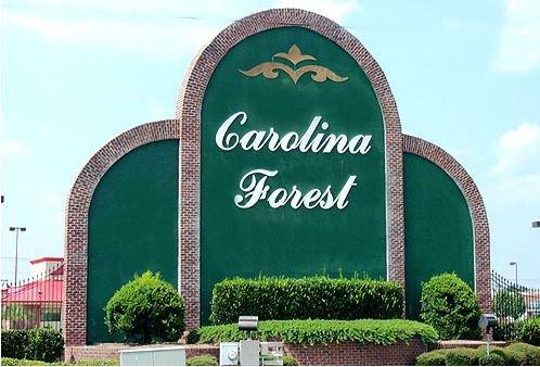 Carolina Forest Myrtle Beach Communities
