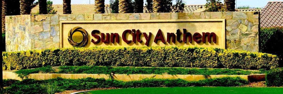 Sun City Anthem Homes