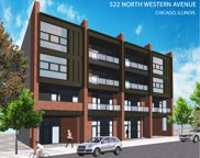 522 North Western Avenue Unit 201, Chicago image