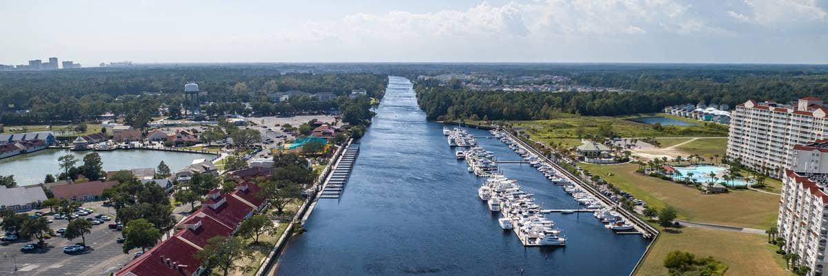Waterway Homes Myrtle Beach SC